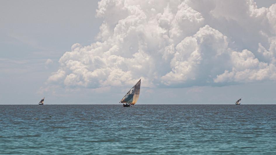 Dhow Sailing - Kenya