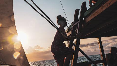 Sun Dhow'n - Zanzibar