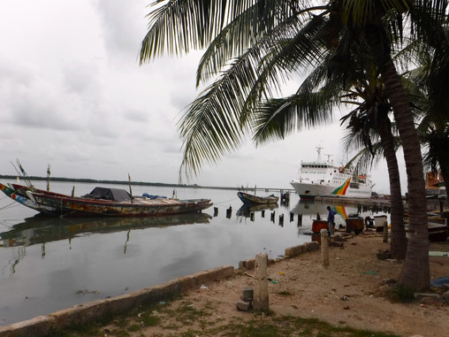 West African Ferry – Ziguinchor to Dakar