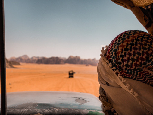 A Day In Wadi Rum - What It Looks Like
