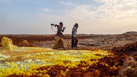 On Guard - Ethiopia