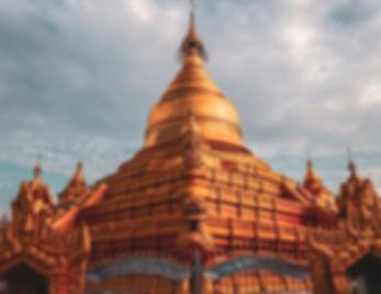 Pagoda - Myanmar