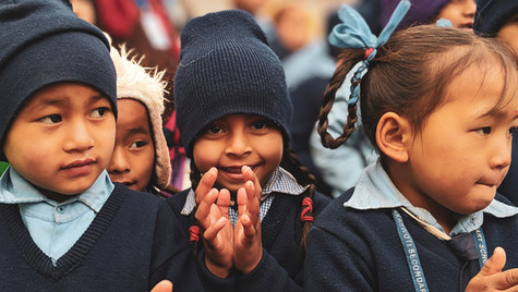 Hands - Nepal
