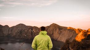 Trekking To The Crater Rim Of Mount Rinjani