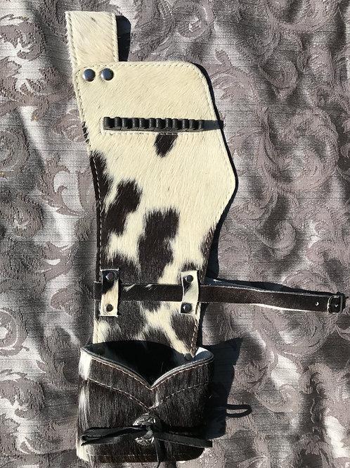 Multipurpose Quiver Cow Hide (inc postage)