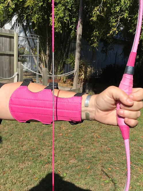 Pink Arm Guard ( Inc Postage)