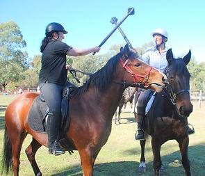 Horse Archey, Mounted Archery, Horseback Archery, Horse Archer, Mounted Archer, Medieval Horse Sports Australia, melee