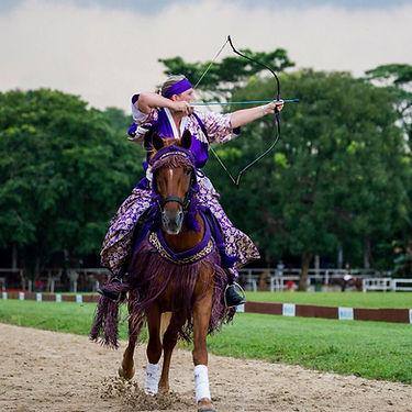 Horse Archey, Mounted Archery, Horseback Archery, Horse Archer, Mounted Archer, Medieval Horse Sports Australia