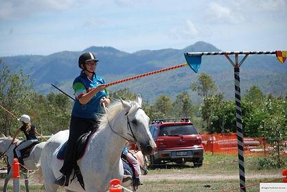 Horse Archey, Mounted Archery, Horseback Archery, Horse Archer, Mounted Archer, Medieval Horse Sports Australia, spinning quintain, joustig