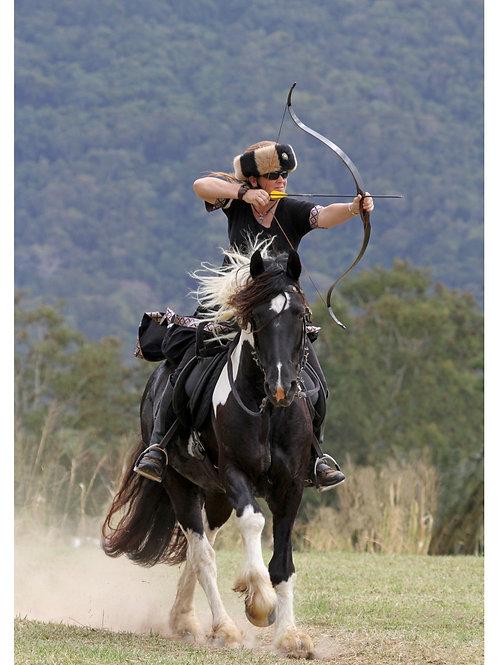 Sth Gippsland Horse Archery Clinic