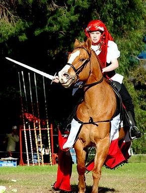 Horse Archey, Mounted Archery, Horseback Archery, Horse Archer, Mounted Archer, Medieval Horse Sports Australia,