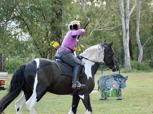 BOW CAMP 2021 - Horse Archery Training Camp