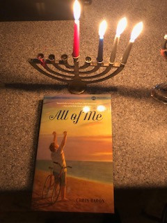 Hanukkah Miracles are books sometimes