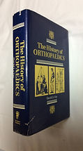 Le Vay, David A History of Orthopaedics.