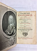 Kulmus, Johann Adam Tabulae Anatomicae..