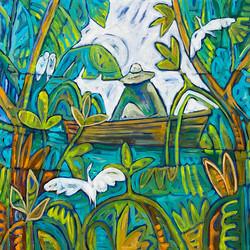 Mangrove Twilight