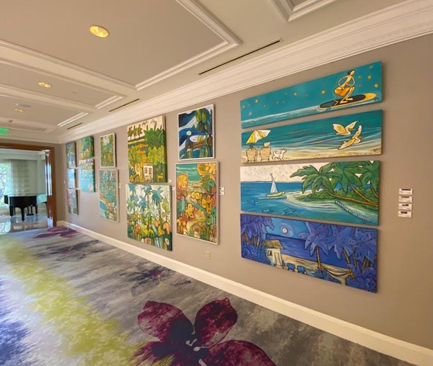 The Gallery Ritz Carlton, Grand Cayman