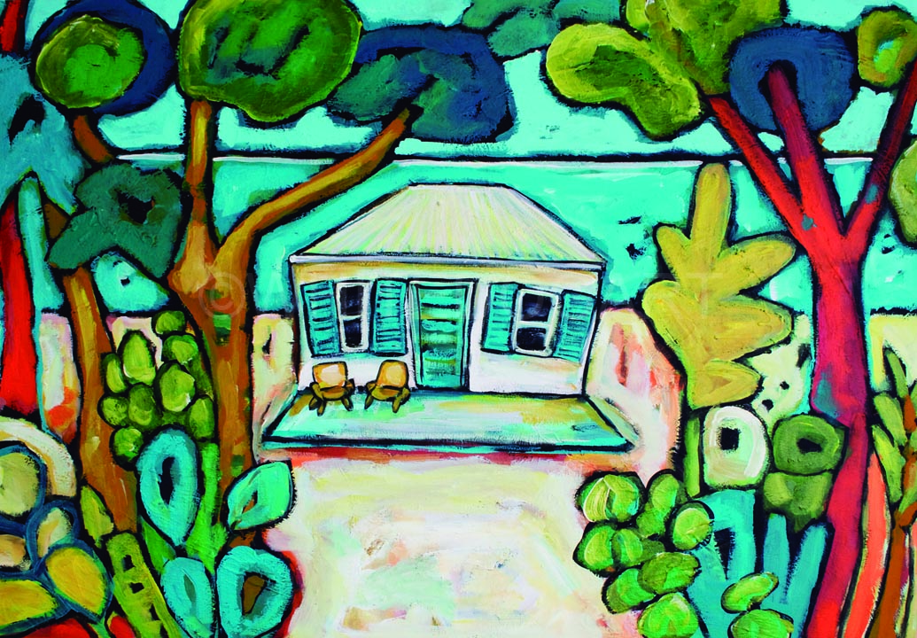 Cottage by the Sea #1