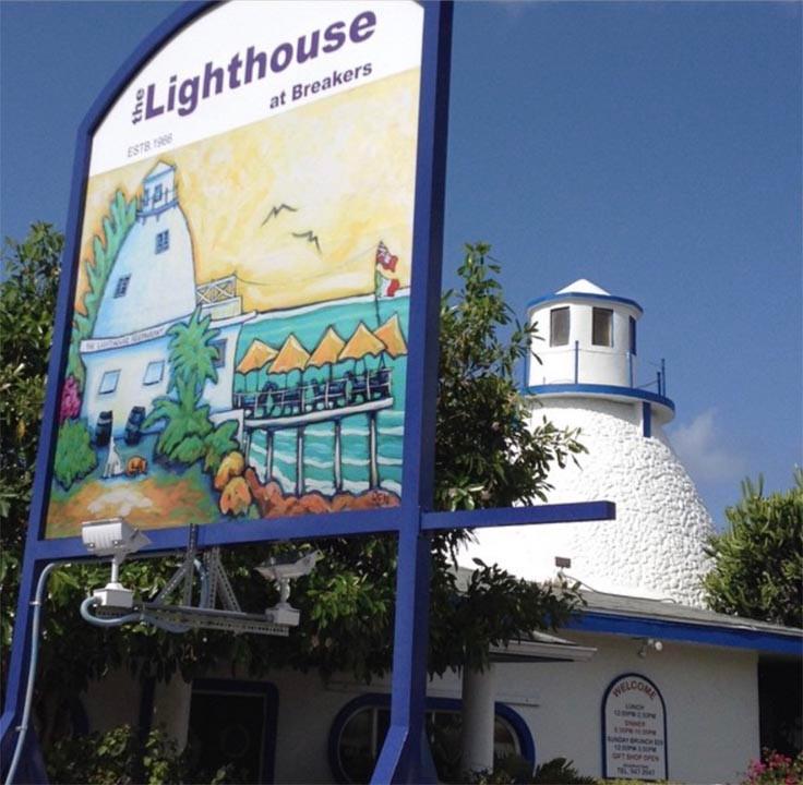 The Lighthouse Restaurant Grand Cayman