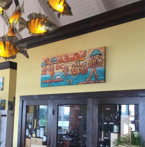 Morgans Restaurant Grand Cayman