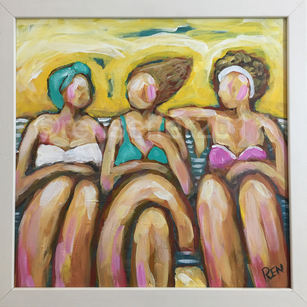 Sisters by the Sea #1