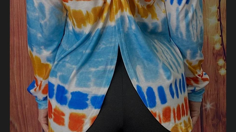 Tie Dye Open Back