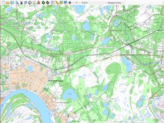 Обновлены и дополнены базовые карты (карты подложки) для DRRL 6.1 и RadioPlanner 1.1