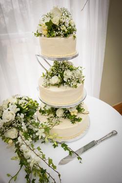 Cake Top Arrangements