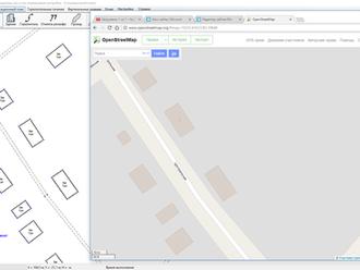 Как быстро нарисовать здание в OpenStreetMap
