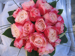 Hand Tied of Roses