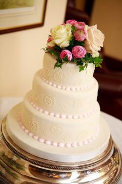 Cake Top Arrangement