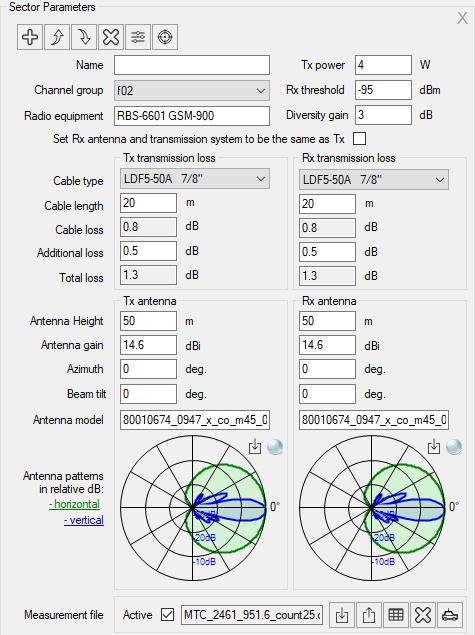 RadioPlanner 2.1. User Manual. Figure 20