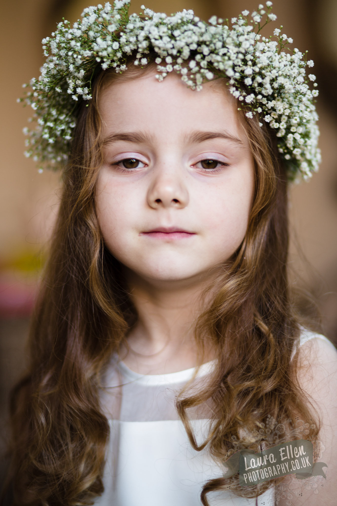 Circlet of Gypsophelia