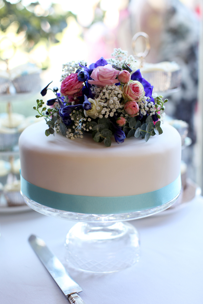 Cake Top Arrangement