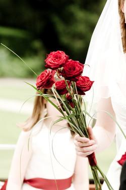 Brides Bouquet of Roses