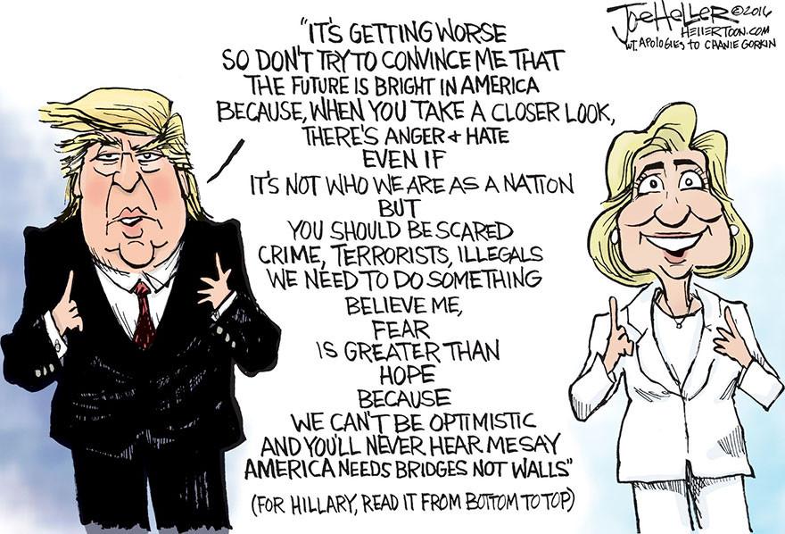 """United - States"" Canadian Cartoon"