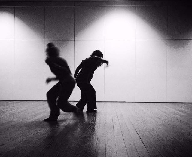 """""""My thinking is my dancing"""" –Anne Teresa der Keersmaeker"""