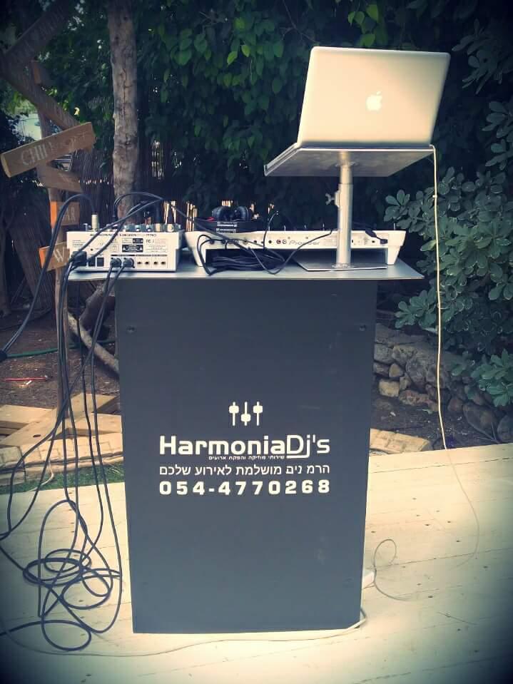 Harmonia DJ's