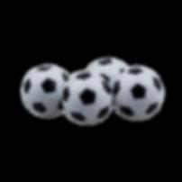 כדורים לשולחן כדורגל