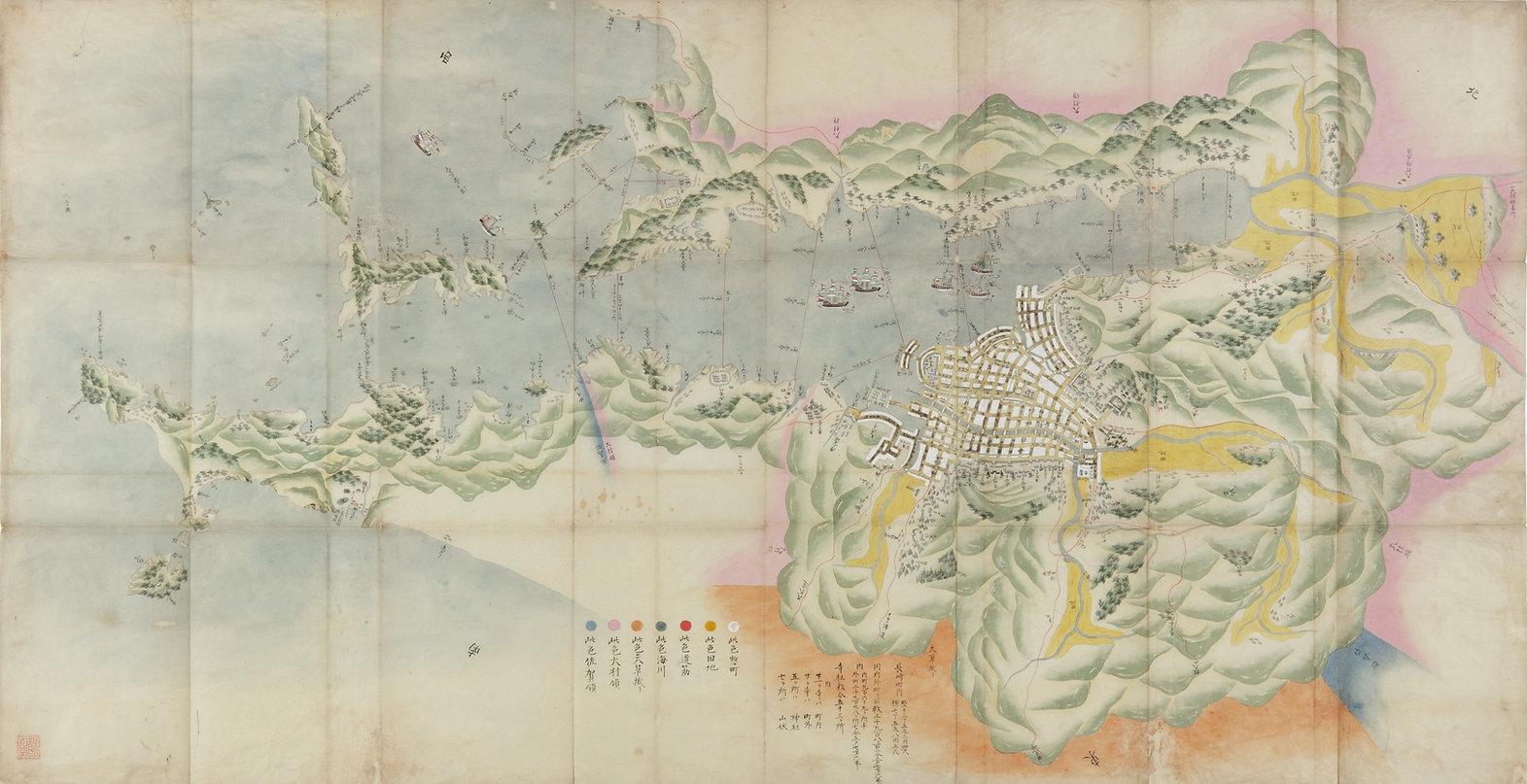 kaart Nagasaki.jpg