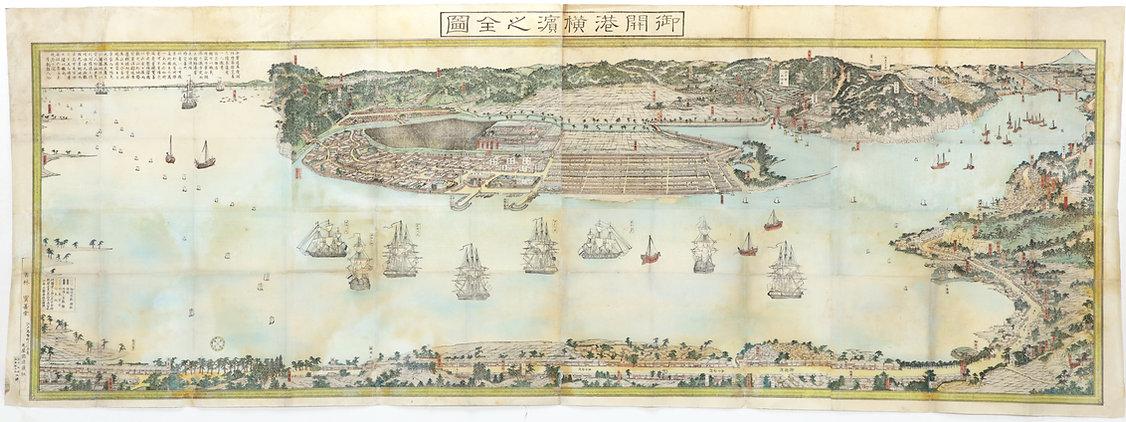kaart Yokohama.jpg
