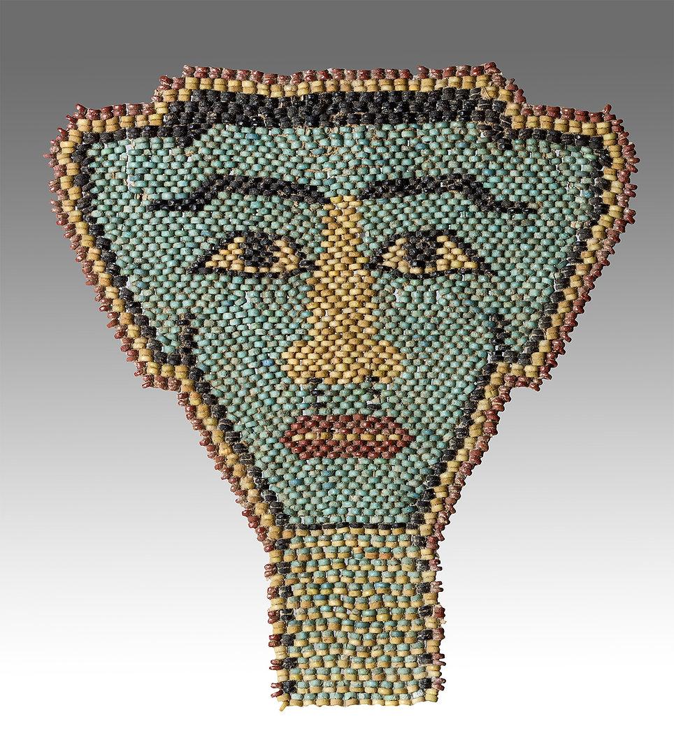 Egypte, kralenmasker.jpg