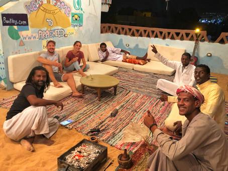 🇪🇬 Aswan / Experiencing Nubian hospitality