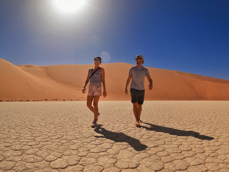 Namibia 🇳🇦 | Exploring the canyons and deserts in the south