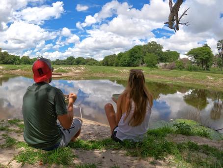 Botswana 🇧🇼 | Starting into a wet adventure