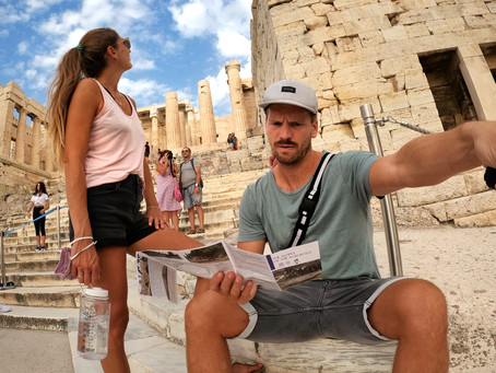 🇬🇷 Athens for beginners - A guide in nine photos