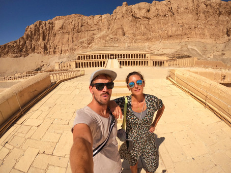 🇪🇬 Luxor / Enjoying the quiet life on the dead side
