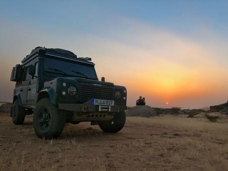 🇸🇩 Sudan - Living the desert life