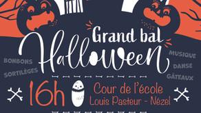 Grand Bal d'Halloween