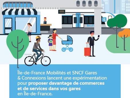 Projet de réhabilitation de la gare SNCF de Nézel